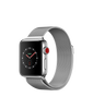 Apple Watch Series 3 - Stainless Steel Case with Milanese Loop - GPS + Cellular