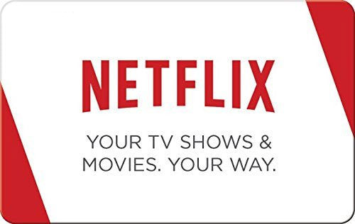 Netflix Gift Cards - E-mail Delivery - MediaCenter
