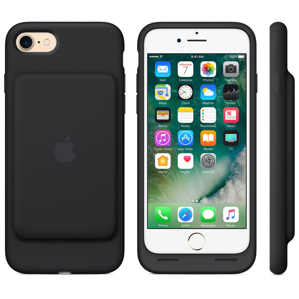 iPhone 7 Smart Battery Case - MediaCenter