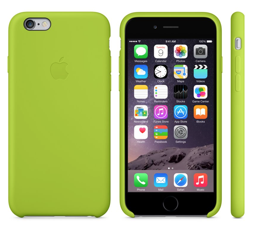 iPhone 6s Silicone Case - MediaCenter