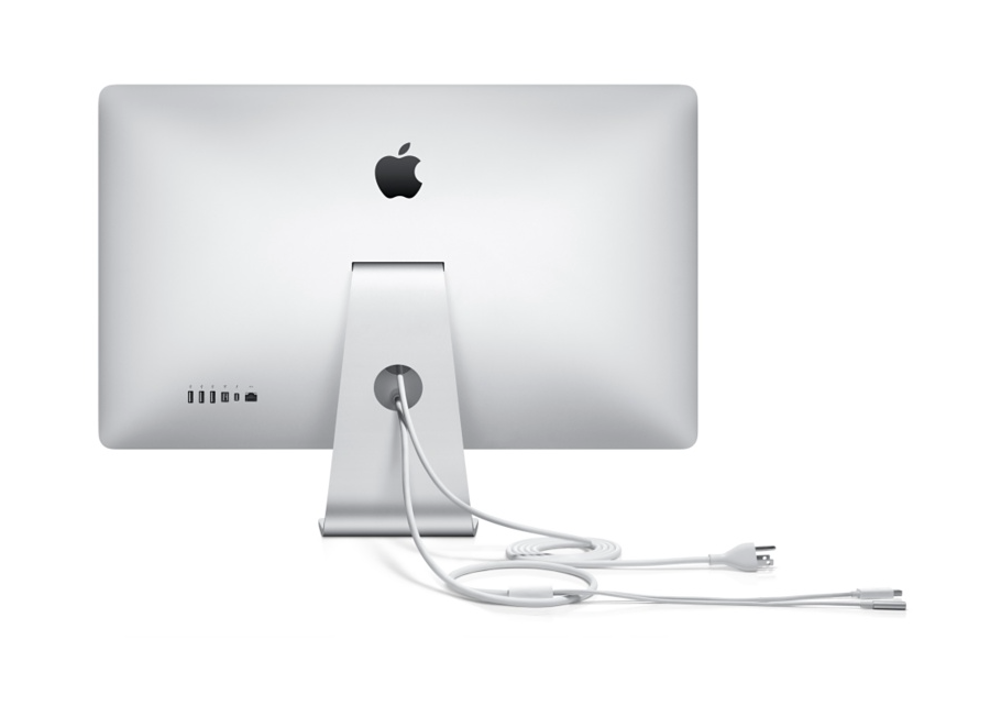 Thunderbolt Display (27-inch) - MediaCenter