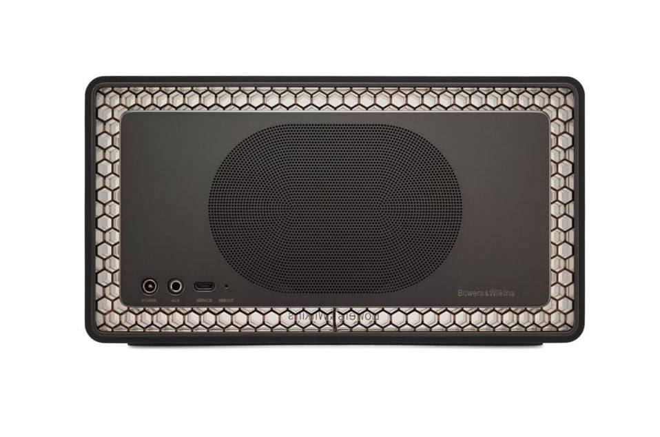 Bowers & Wilkins T7 Wireless Portable Speaker - MediaCenter