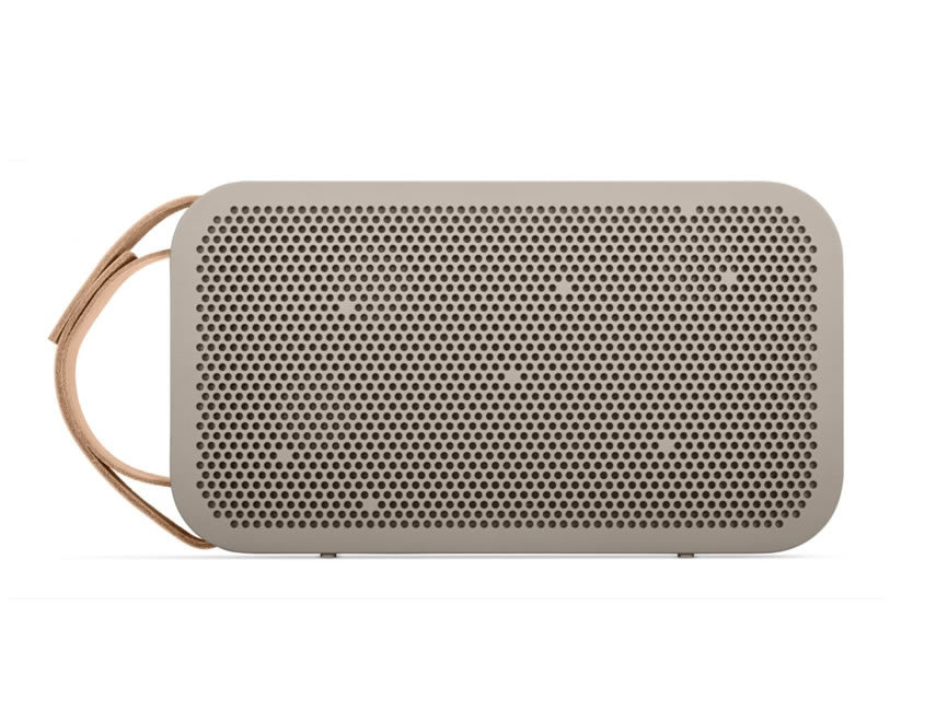 B&O BeoPlay A2 Portable Bluetooth Speaker - MediaCenter
