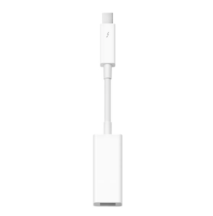 Apple Thunderbolt to FireWire Adapter - MediaCenter