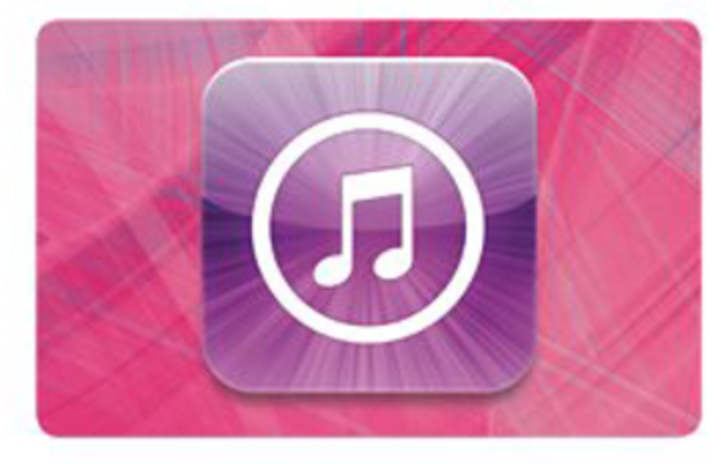 iTunes Gift cards (USD 15, 25, 50, 100) - MediaCenter