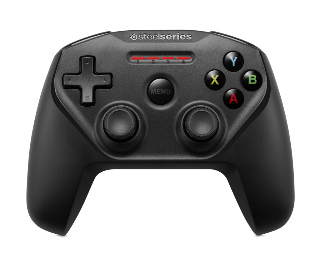 SteelSeries Nimbus Wireless Gaming Controller - MediaCenter