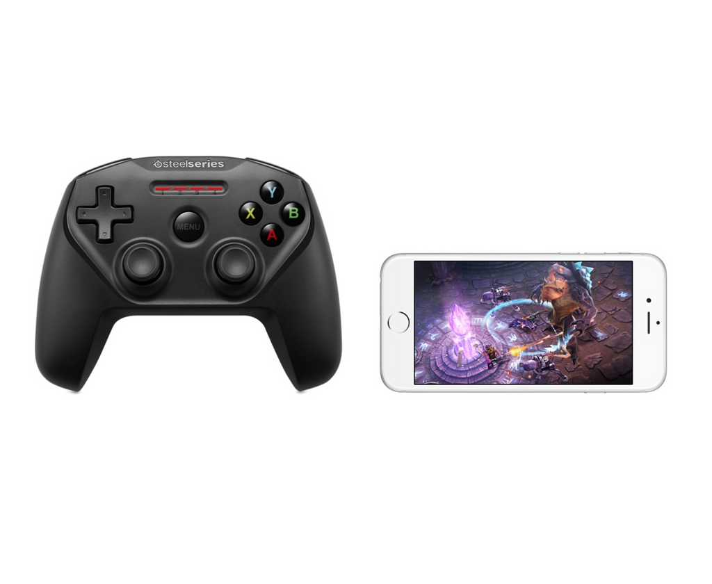 SteelSeries Nimbus Wireless Gaming Controller