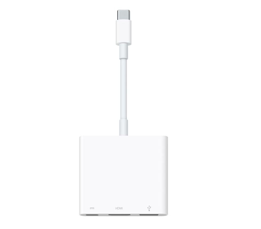 USB-C Digital AV Multiport Adapter - MediaCenter