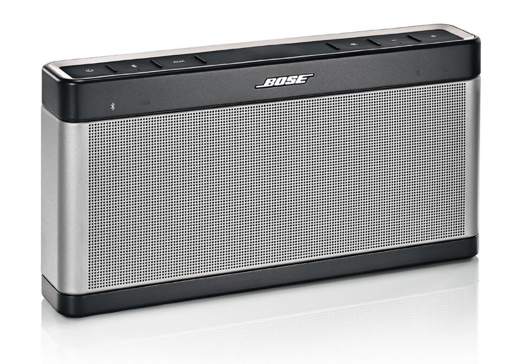 SoundLink Bluetooth Speaker III - MediaCenter