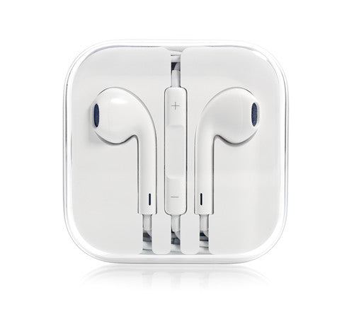 EarPods with Remote and Mic - MediaCenter
