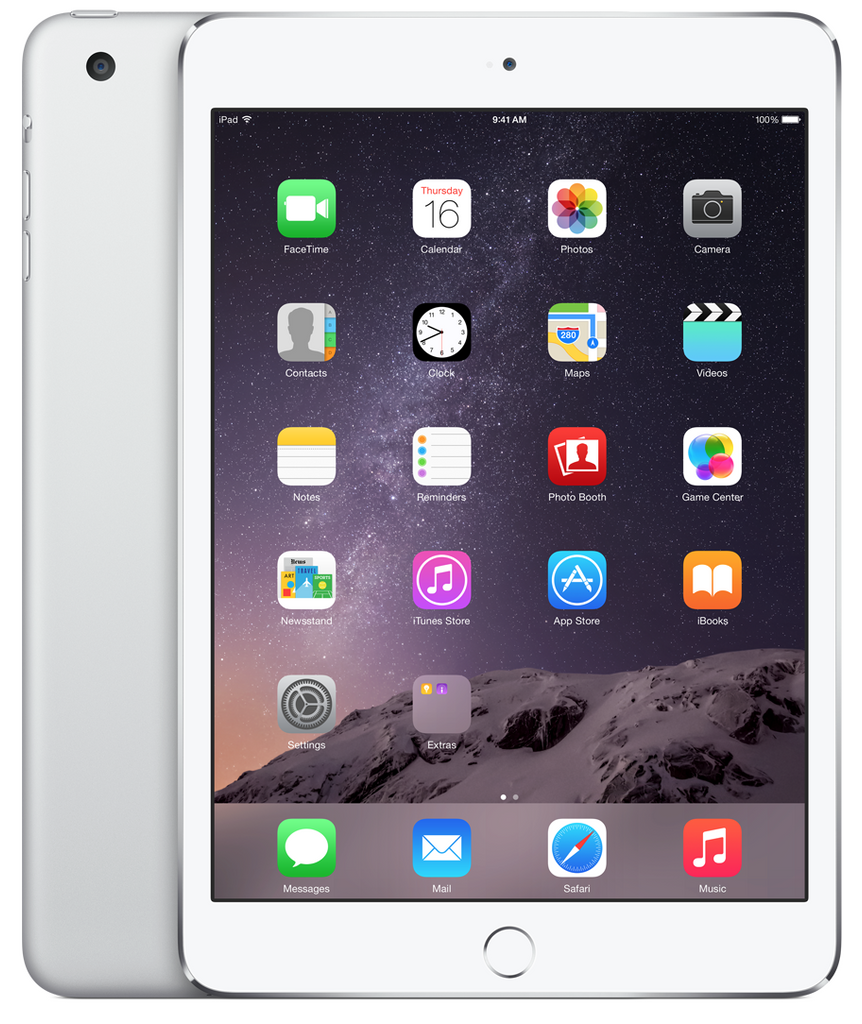iPad mini 3 - MediaCenter