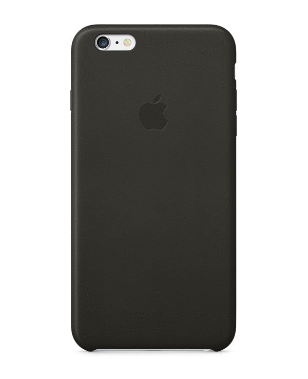 iPhone 6 Plus Leather Case - MediaCenter