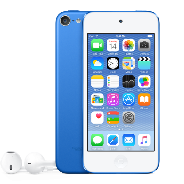 iPod touch 6th gen - Newest Version - MediaCenter
