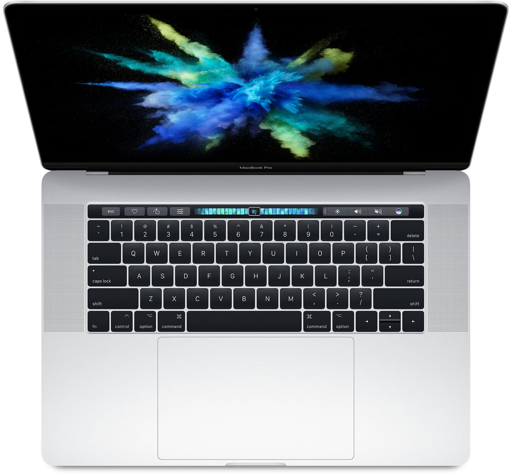 15-inch MacBook Pro Touch Bar and Touch ID 2.6GHz Processor 256GB Storage