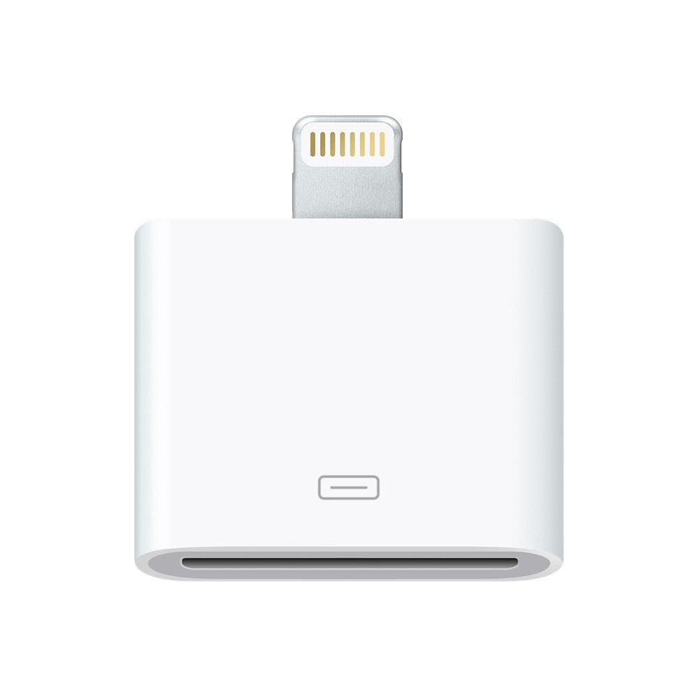 Apple Lightning to 30 PIN Adapter - MediaCenter