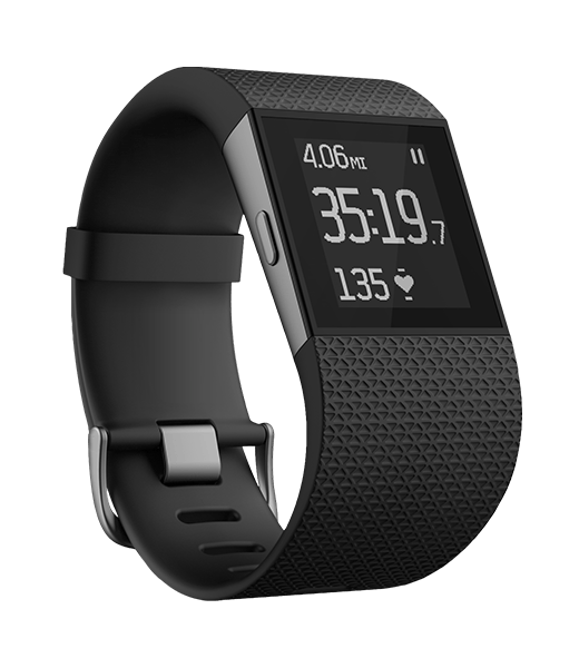 Fitbit Surge Fitness Superwatch - MediaCenter