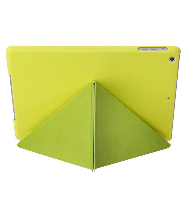 RE•VOLVE IPAD AIR CASE - GREEN - MediaCenter