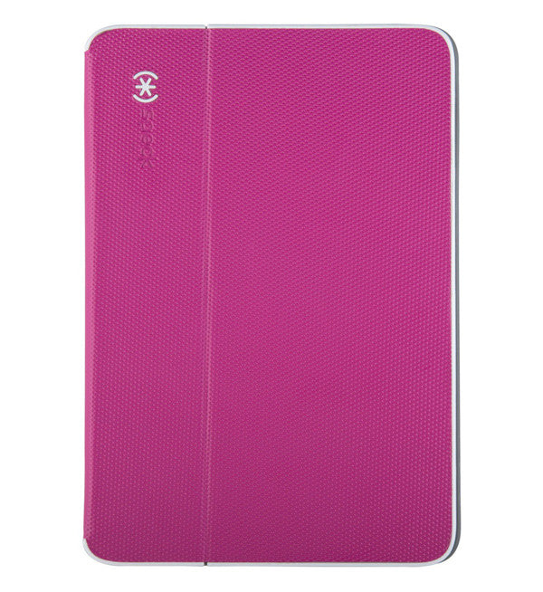 DuraFolio iPad Air Fuchsia Pink/White - MediaCenter