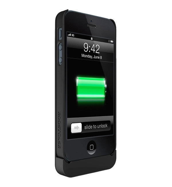 Hybrid 2200mAh for iPhone 5S Black - MediaCenter