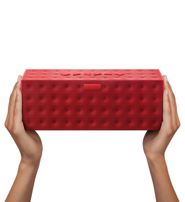 Jambox Bluetooth Speaker-Red Hot - MediaCenter