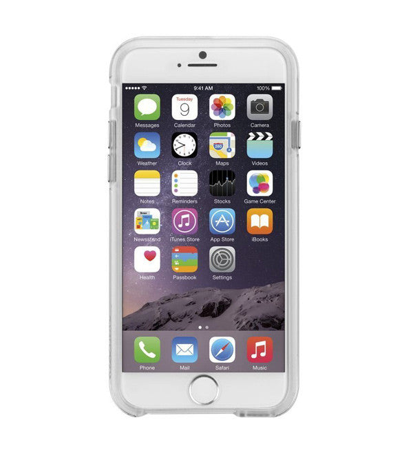 iPhone 6 Naked Tough Clear - MediaCenter