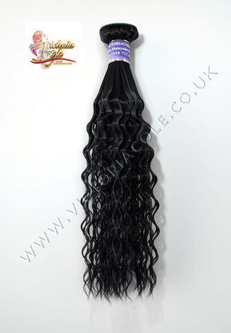"Malaysian New Bouncy 10""  Virgin Hair Extensions"
