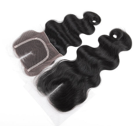 Body Wave Lace Closure 12""