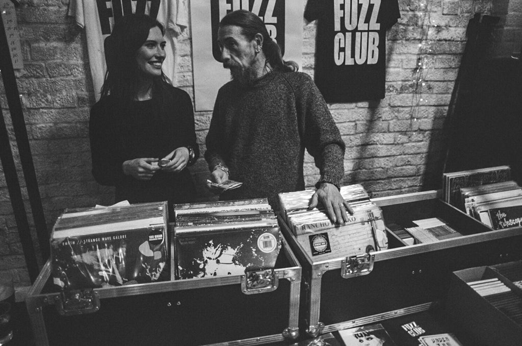 Fuzz Club Records at Under The Arches