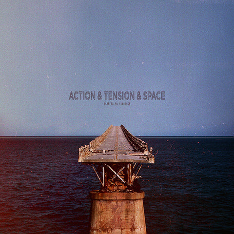 Action & Tension & Space - Skaredalen Funhouse,Vinyl,Kapitän Platte - Fuzz Club