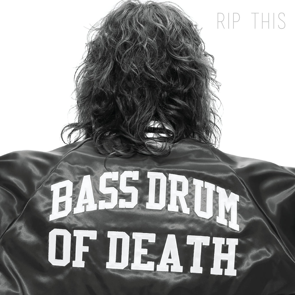 Bass Drum Of Death - Rip This,Vinyl,Innovative Leisure - Fuzz Club