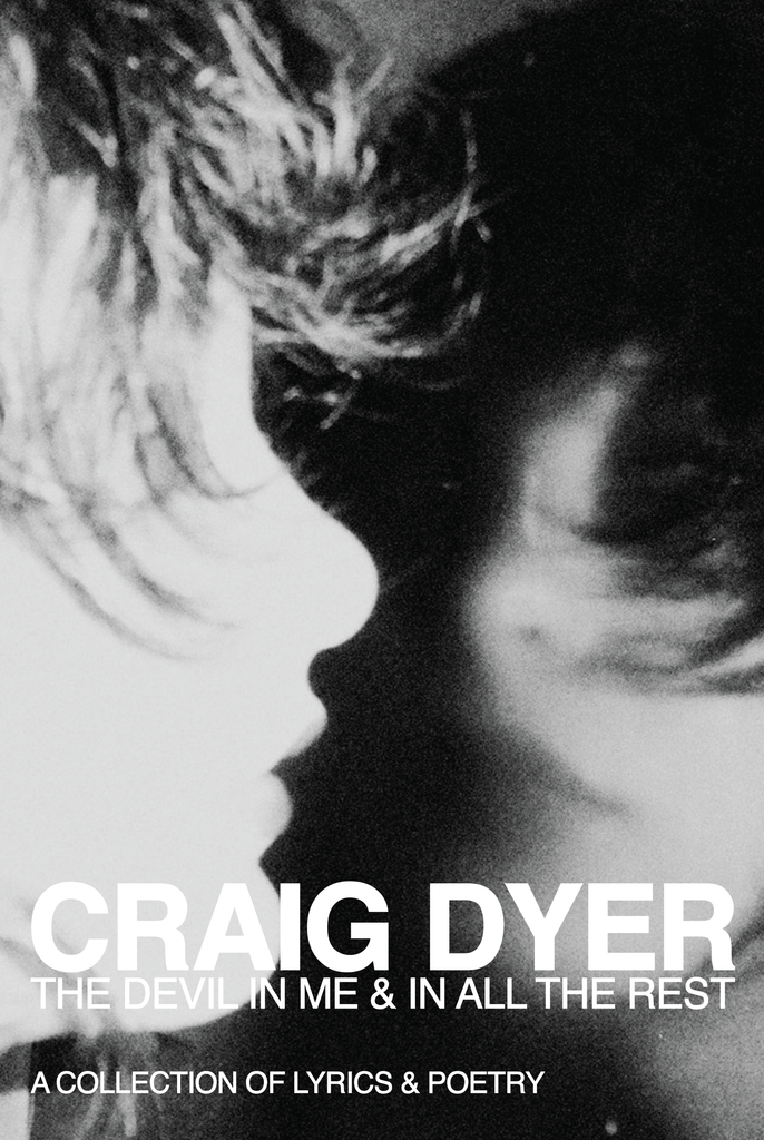Craig Dyer - The Devil In Me & In All The Rest,Books,Craig Dyer - Fuzz Club