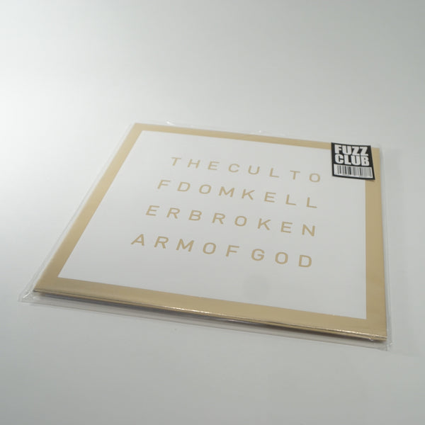 "The Cult Of Dom Keller - Broken Arm Of God 10"" Single,Vinyl,Fuzz Club - Fuzz Club"