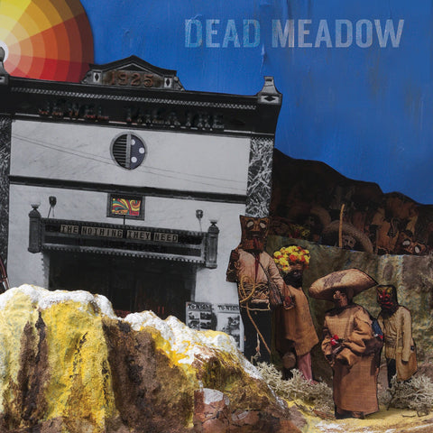 Dead Meadow -The Nothing They Need,Vinyl,Xemu Records - Fuzz Club