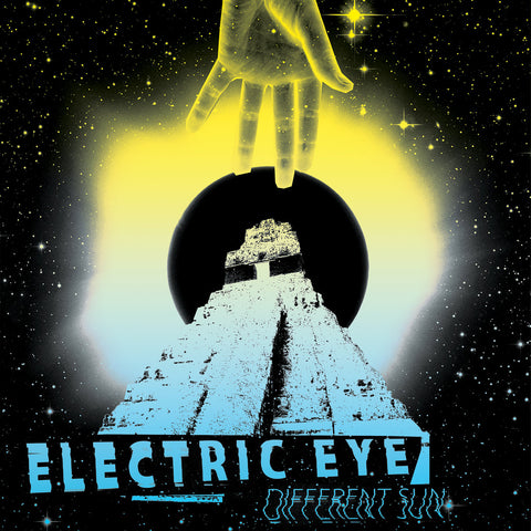 Electric Eye - Different Sun,Vinyl,Jansen Records - Fuzz Club