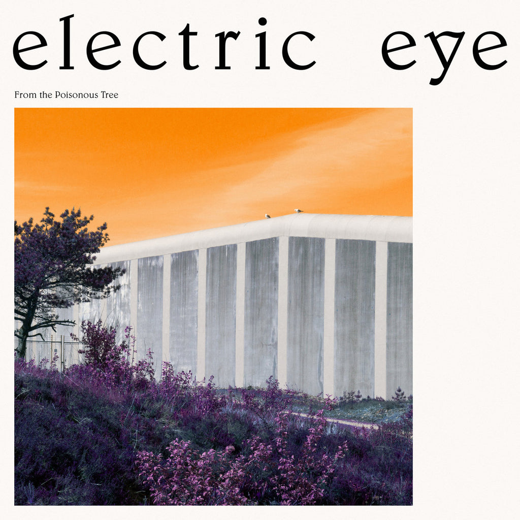 Electric Eye - From The Poisonous Tree,Vinyl,Jansen Records - Fuzz Club