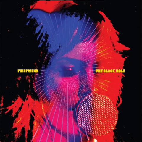 Firefriend - The Black Hole,Vinyl,Little Cloud Records - Fuzz Club