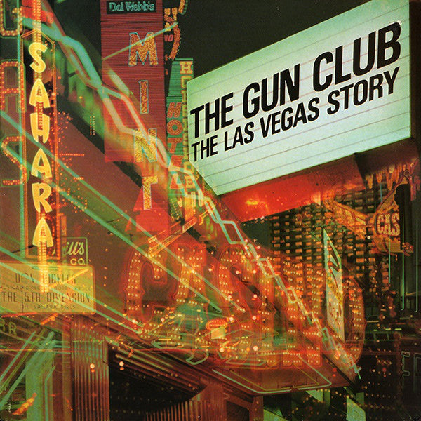 The Gun Club - Las Vegas Story,Vinyl,Cooking Vinyl - Fuzz Club