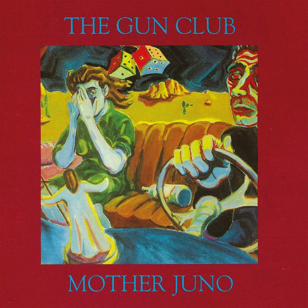 The Gun Club - Mother Juno,Vinyl,Cooking Vinyl - Fuzz Club