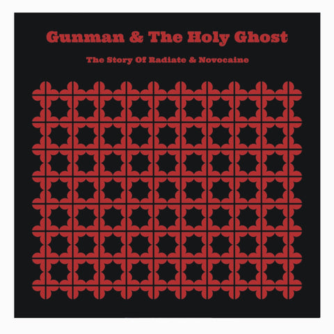 Gunman - The Story of Radiate and Novocaine Vinyl,Vinyl,8mm - Fuzz Club