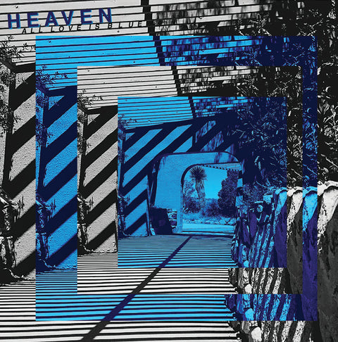 Heaven - All Love Is Blue,Vinyl,Little Cloud Records - Fuzz Club