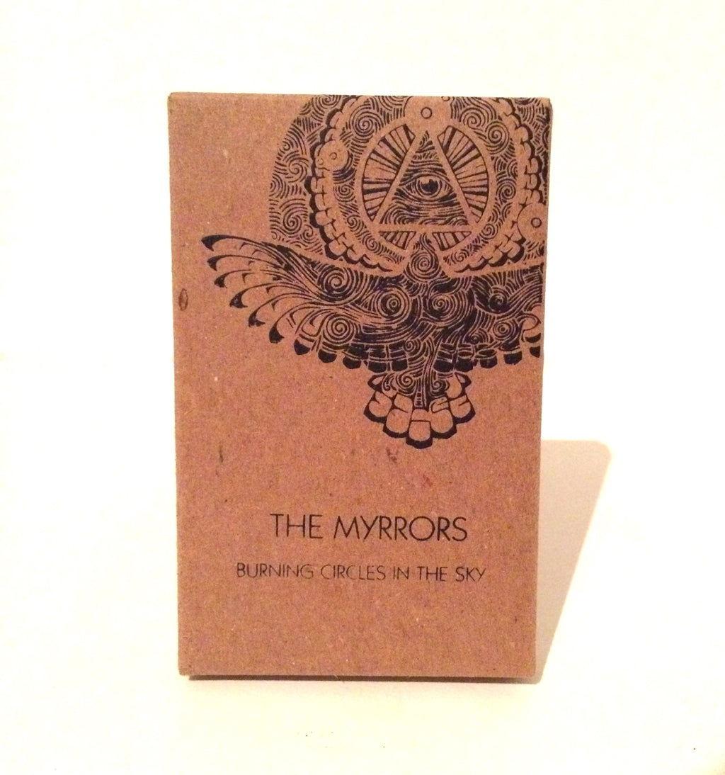 The Myrrors - Burning Circles In The Sky - Cassette,Cassette,Fuzz Club - Fuzz Club