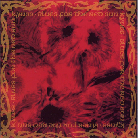Kyuss - Blues For The Red Sun,Vinyl,Warner - Fuzz Club