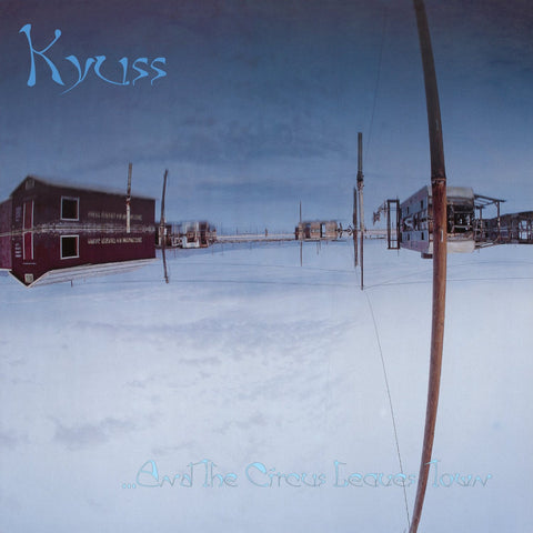 Kyuss - ...And The Circus Leaves Town,Vinyl,Warner - Fuzz Club