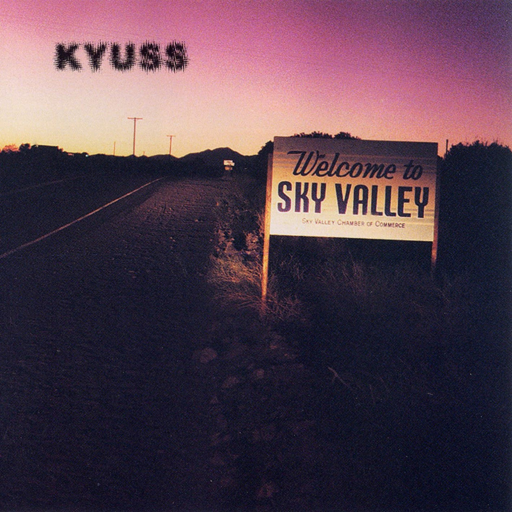 Kyuss - Welcome To Sky Vally,Vinyl,Warner - Fuzz Club