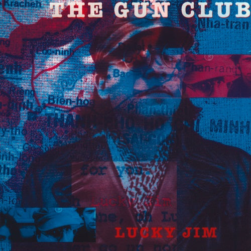 The Gun Club - Lucky Jim,Vinyl,Cooking Vinyl - Fuzz Club