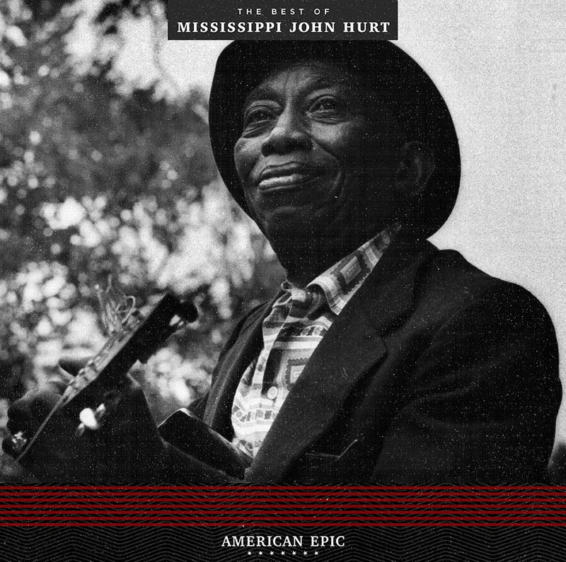 Mississippi John Hurt - American Epic: The Best Of Mississippi John Hurt,Vinyl,THIRD MAN RECORDS - Fuzz Club