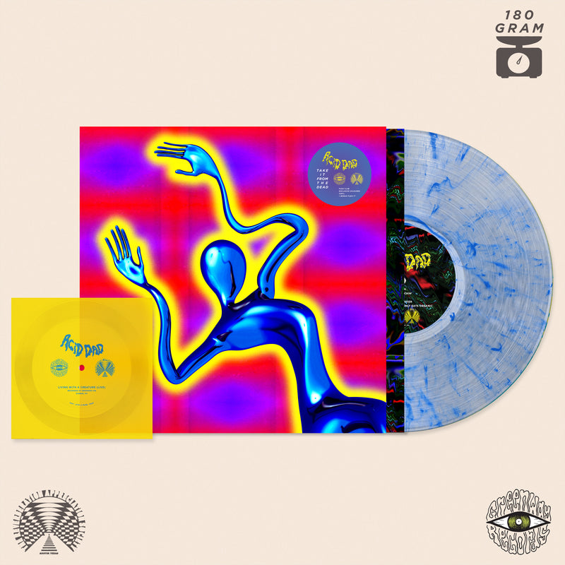 Pre-Order: Acid Dad - Take It From The Dead (Fuzz Club Exclusive)