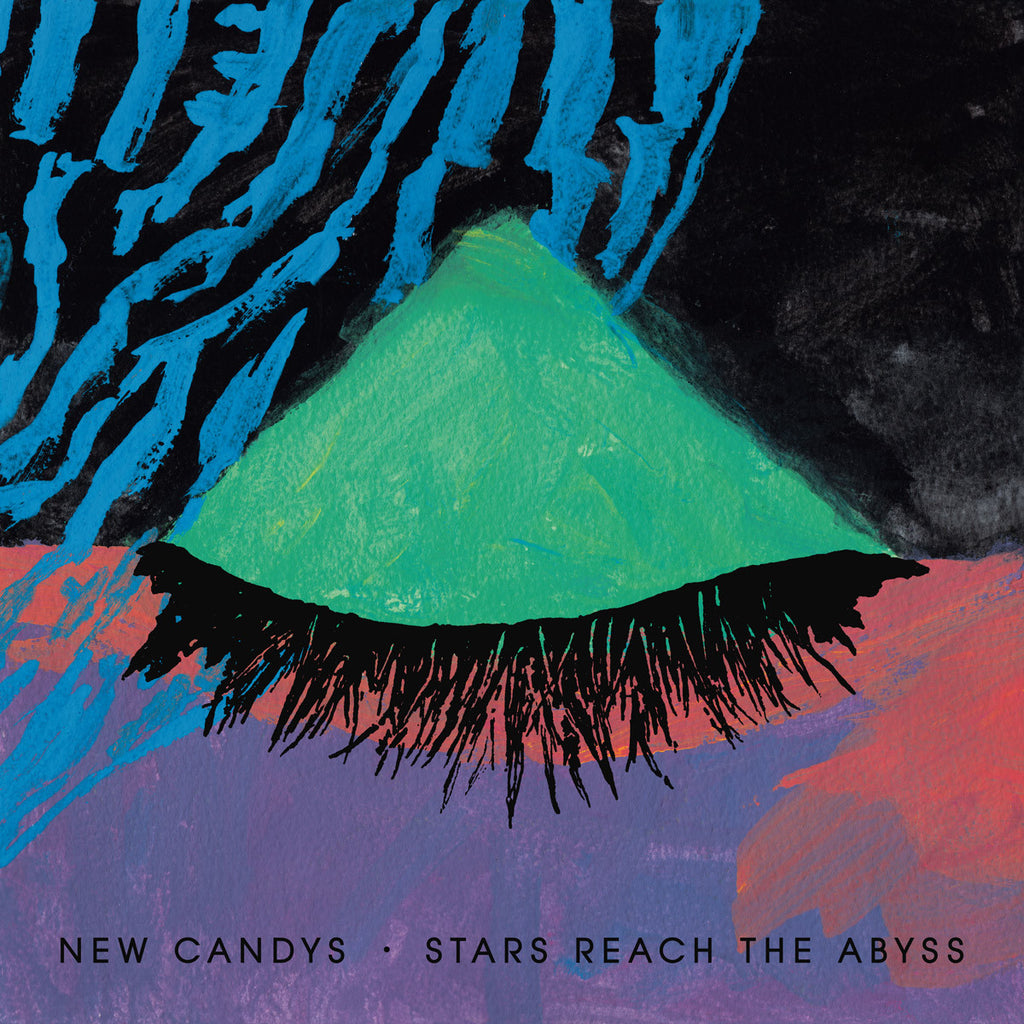 New Candys - Stars Reach The Abyss,Vinyl,Fuzz Club - Fuzz Club