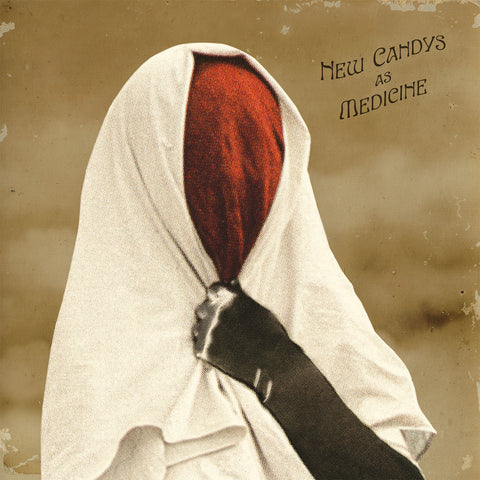New Candys - As Medicine,Vinyl,Fuzz Club - Fuzz Club