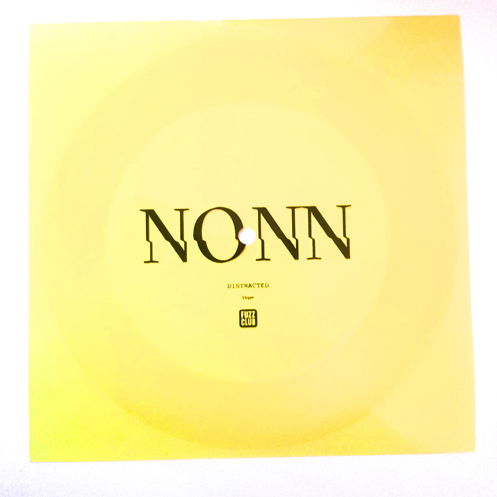 NONN - Distracted (Flexi Disc),Vinyl,Fuzz Club - Fuzz Club